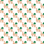 Lucky: I Heart St. Patty's 12 x 12 Paper