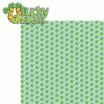 Lucky: Lucky Charm 2 Piece Laser Die Cut Kit