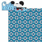 Magic Cruise: Cruise Memories 2 Piece Laser Die Cut Kit