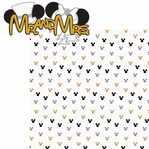 Magic Moments: Mr. and Mrs. 2 Piece Laser Die Cut Kit
