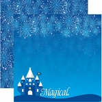 Magical 12 x 12 Double-Sided Cardstock