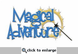 Magical Adventure Laser Die Cut