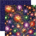 Magical: Magical Night 12 X 12 Double Sided Paper