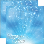 Magical: Magical Wish 12 X 12 Double Sided Paper