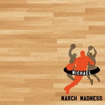 March Madness Custom 12 x 12 Paper