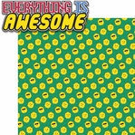Master Builder: Everything Is Awesome 2 Piece Laser Die Cut Kit
