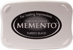 Memento Fade-Resistant Tuxedo Black Dye Ink (Available 11/21/11)