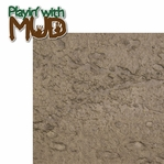 Messy Kids: Playin' with Mud 2 Piece Laser Die Cut Kit