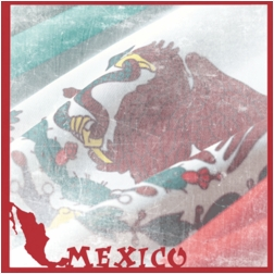 Mexico: Mexico 12 x 12 Overlay Quick Page Laser Die Cut
