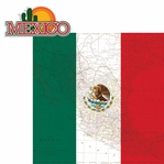 Mexico: Mexico 2 Piece Laser Die Cut Kit