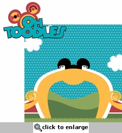 Mickey Clubhouse: Oh Toodles 2 Piece Laser Die Cut Kit