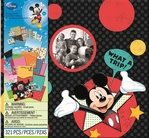 Mickey Travel Scrapbook Kit