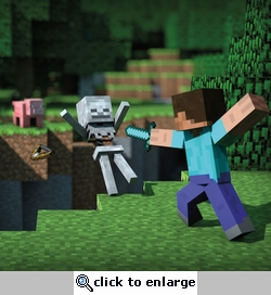 Minecraft: This� Is� MINECRAFT! 12 x 12 Paper