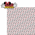 Minnie:  Mousin' Around Laser Die Cut Kit