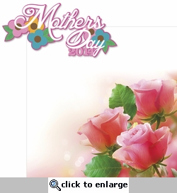 Mother's Day 2 Piece Laser Die Cut Kit