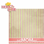 Mother's Day:Mom and Me 2 Piece Laser Die Cut Kit