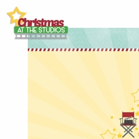 Mouse Christmas: Studios 2 Piece Laser Die Cut Kit