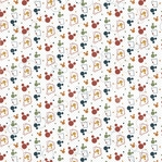 Mouse Memories: Mickey 12 x 12 Paper