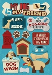 My Dog, My Friend Cardstock Sticker Sheet