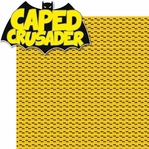 My Hero: Caped Crusader 2 Piece Laser Die Cut Kit