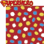 My Hero: Superhero 2 Piece Laser Die Cut Kit