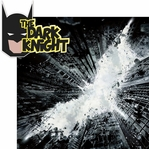 My Hero: The Dark Knight 2 Piece Laser Die Cut Kit