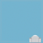 Nation's Capital: Jefferson Memorial 12 x 12 Paper