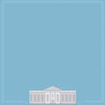 Nation's Capital: The White House 12 x 12 Paper