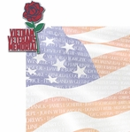 Nation's Capital: Vietnam Memorial 2 Piece Laser Die Cut Kit