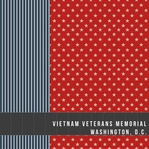 Nation's Capital: Vietnam Veterans Memorial 12 x 12 Paper