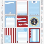 Nation's Captial: Journaling Cards