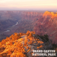 National Park: Grand Canyon 12 x 12 Paper