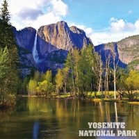 National Park: Yosemite 12 x 12 Paper