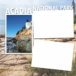 National Parks: Acadia Panorama