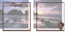 National Parks: Olympic Double 12 x 12 Overlay Quick Page Laser Die Cut