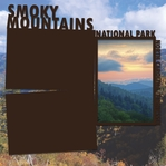 National Parks: Smoky Mountains Panorama