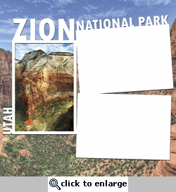 National Parks: Zion Panorama