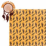 Native American: Dreamcatcher 2 Piece Laser Die Cut Kit
