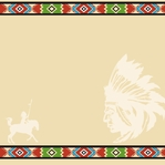 Native American: Tribes 12 x 12 Paper