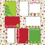 Naughty or Nice: Journaling Cards
