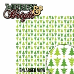 Naughty or Nice: Merry & Bright 2 Piece Laser Die Cut Kit