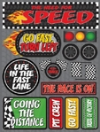 Need For Speed 3D Sticker