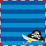 Neverland Pirates: A Pirate's Life for Me 12 x 12 Paper