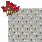 Neverland Pirates: Yo Ho Ho! 2 Piece Laser Die Cut Kit