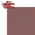 New Orleans: Cajan Cuisine 2 Piece Laser Die Cut Kit