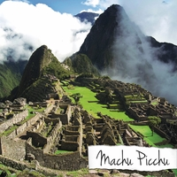 New Wonders: Machu Picchu 12 x 12 Paper