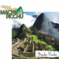 New Wonders: Machu Picchu 2 Piece Laser Die Cut Kit