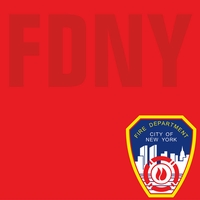 New York City: FDNY 12 x 12 Paper