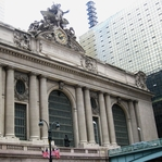 New York City: Grand Central Station 12 x 12 Paper