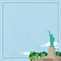 New York: Statue Of Liberty 12 x 12 Paper